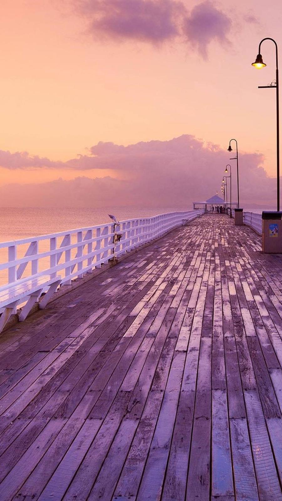 Coastal Road Full HD Wallpapers Free Download