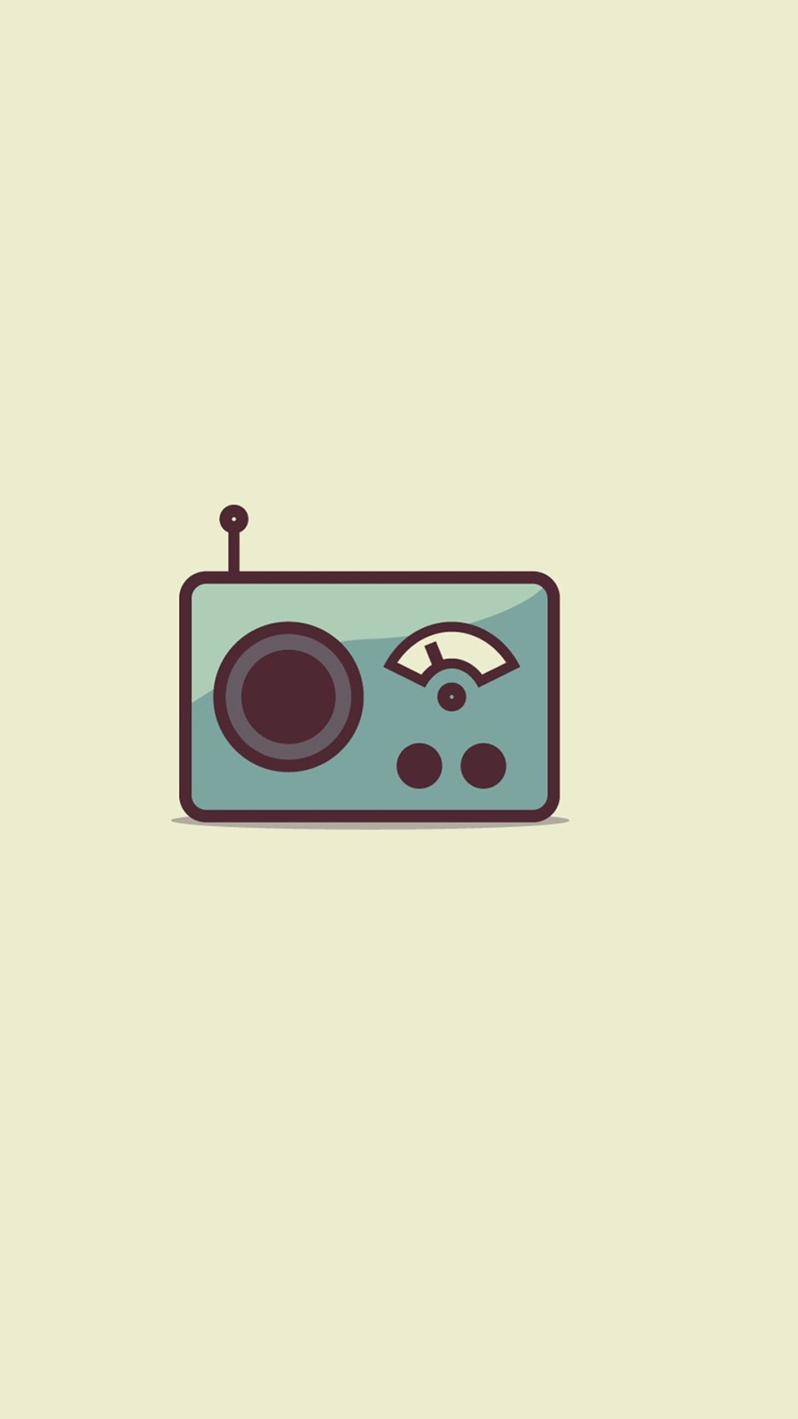 Cute Radio Background Wallpapers Free Download