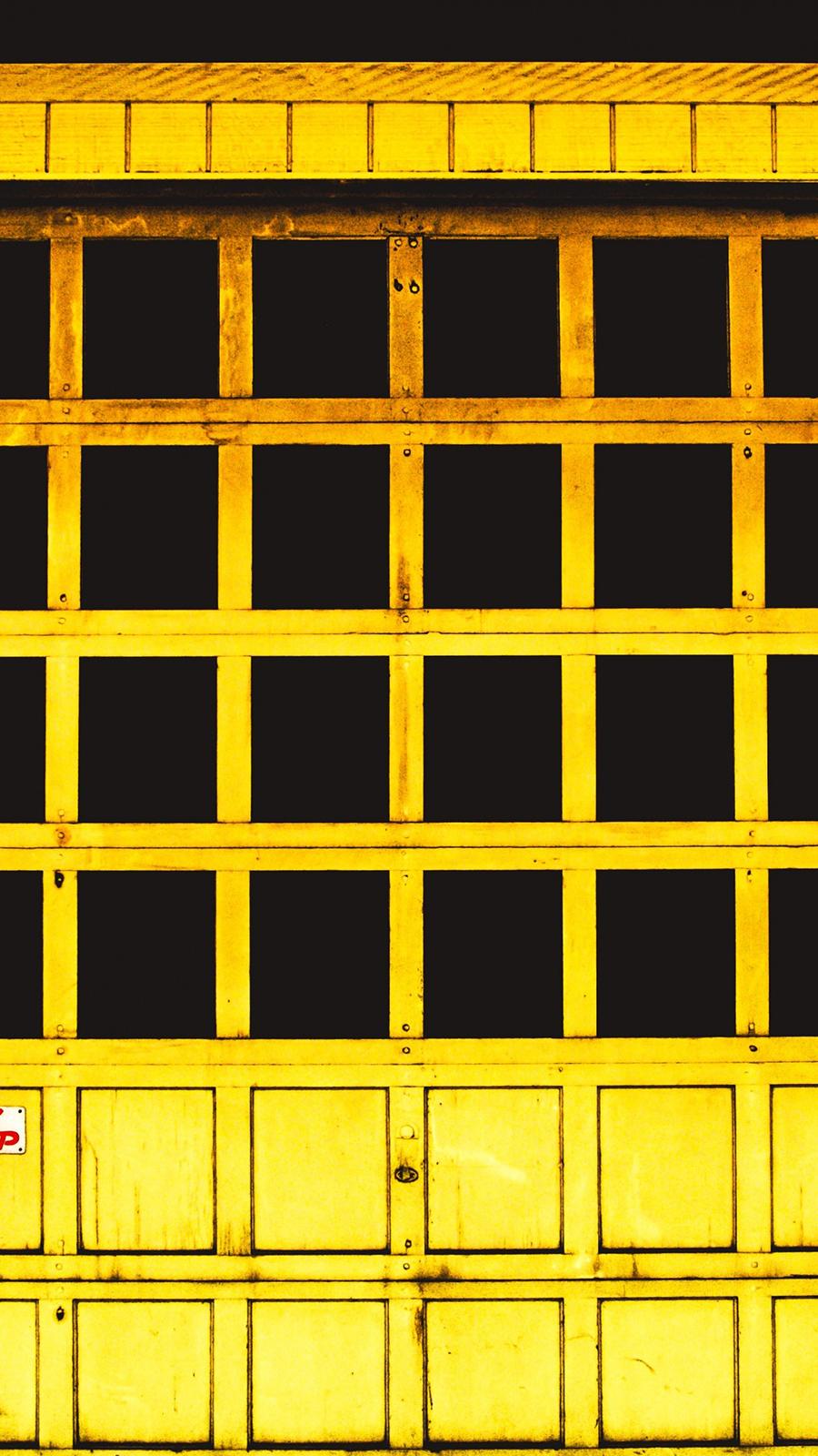 Door, Yellow, Window Free Wallpapers Download
