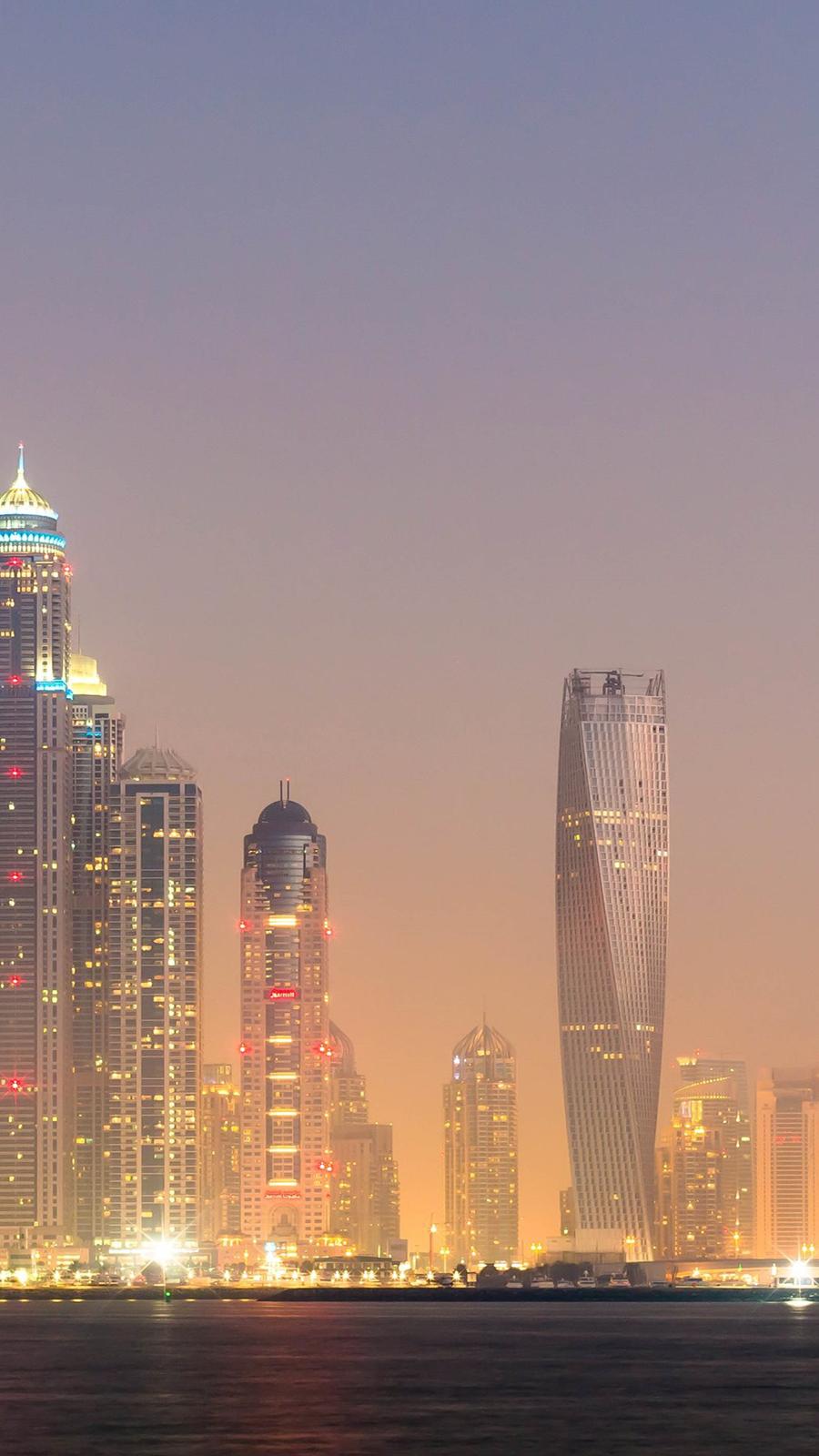 Dubai Lights Ultra HD Wallpapers Download