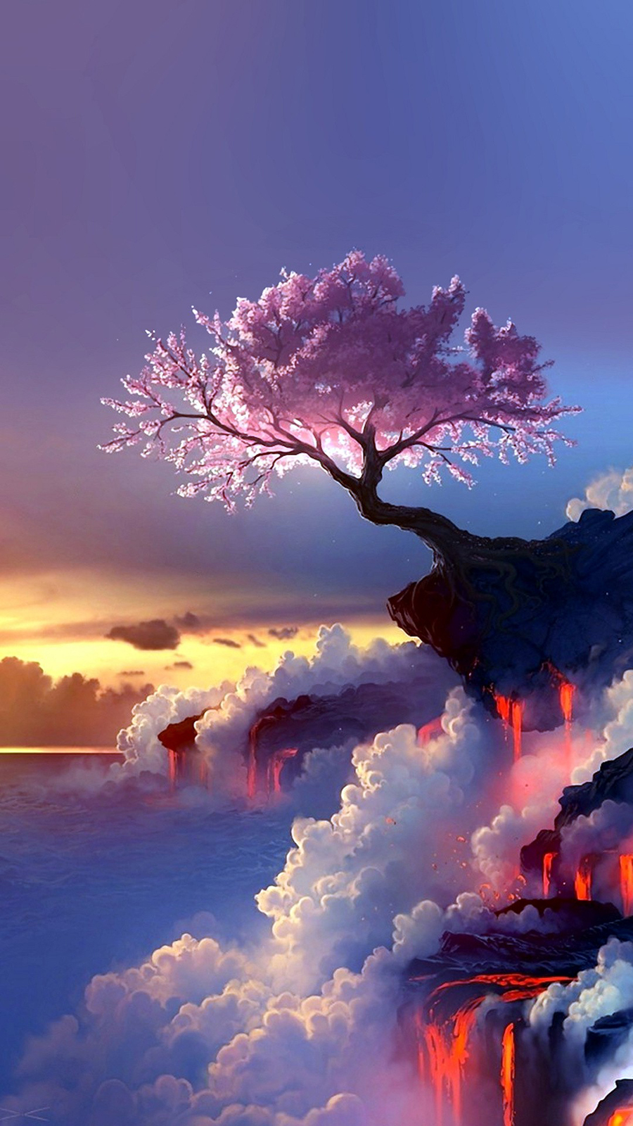 Great Colorful Cartoon Background Wallpapers