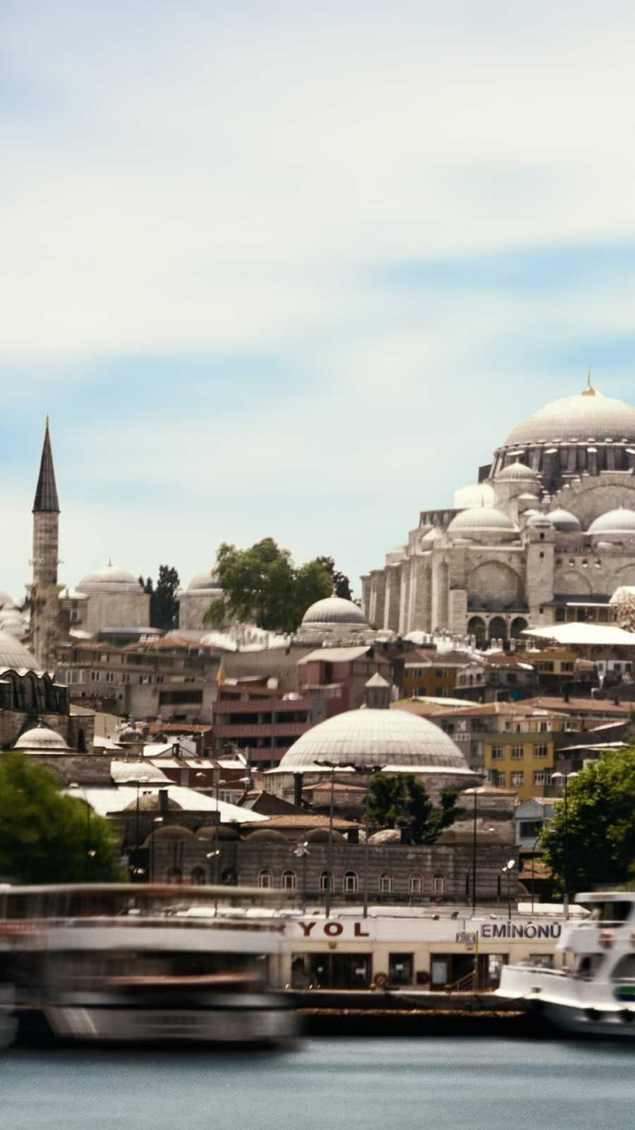 Istanbul Ultra HD Wallpapers Download