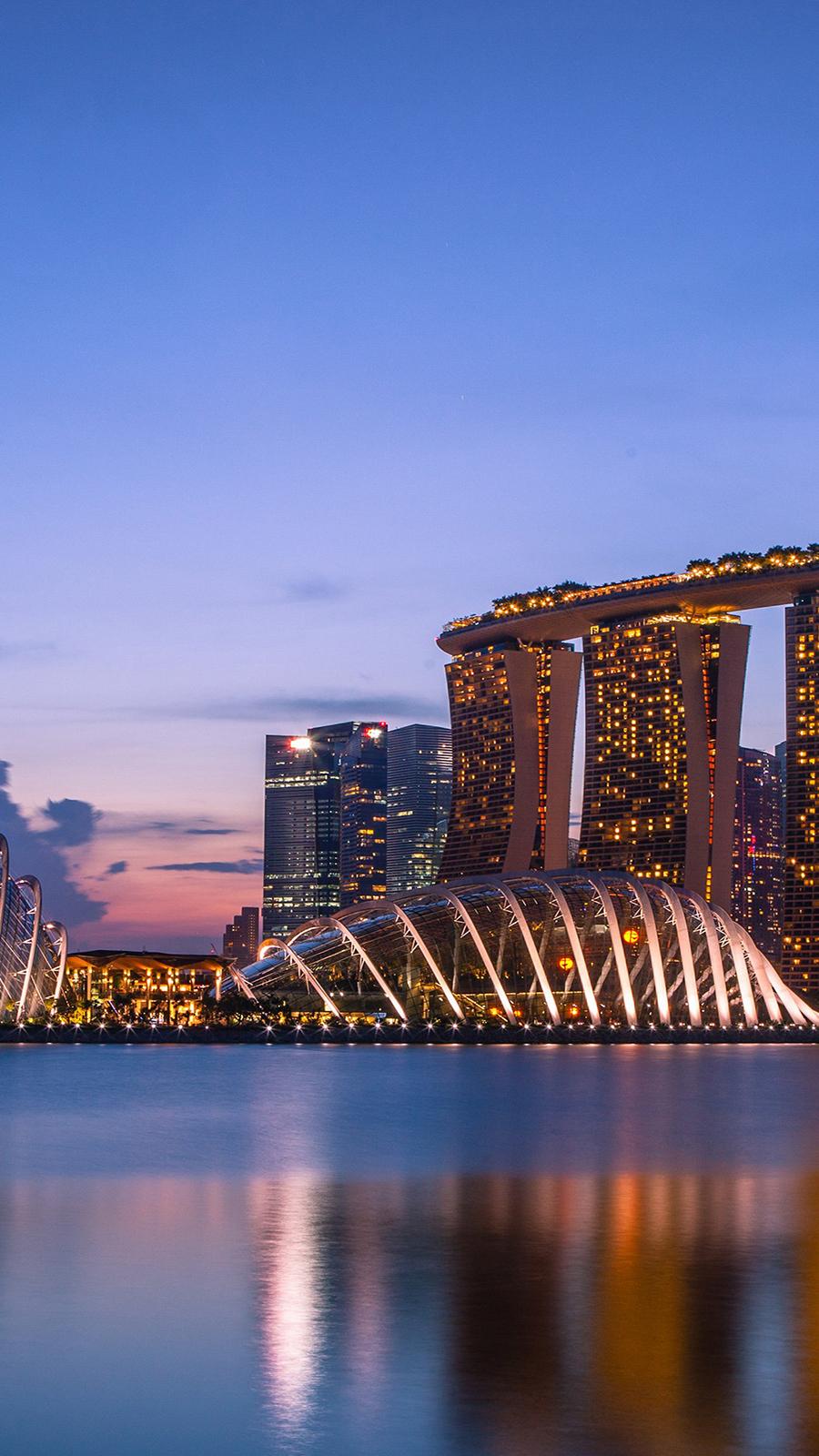 Marina, Bay, Sands Wallpapers Download