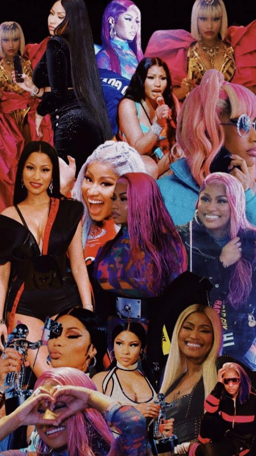 Mixed Nicki Minaj HD Wallpapers Free Download