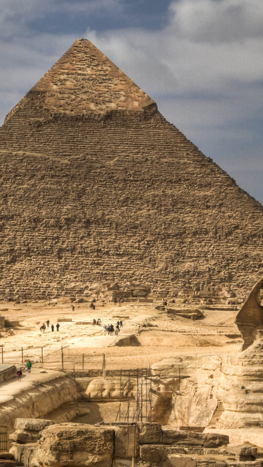 Pyramid Ultra HD Free Wallpapers Download