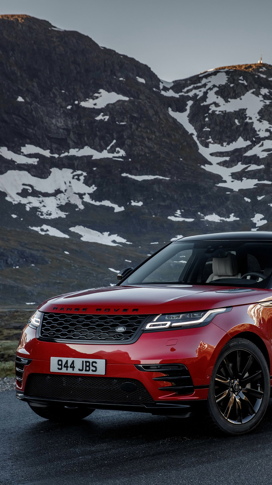 Red Range Rover Sport HD Wallpapers Free Download