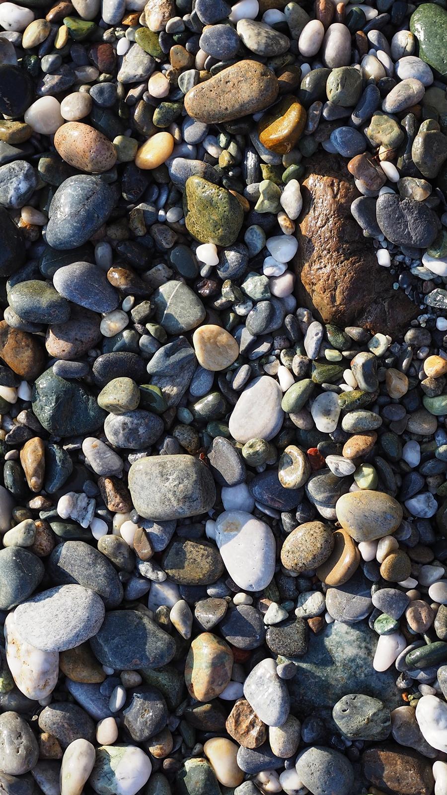 Sea, Stones, Shore, Wet Wallpapers Free Download