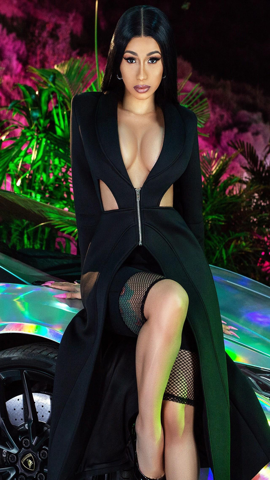 Sexy Cardi B Wallpapers Free Download