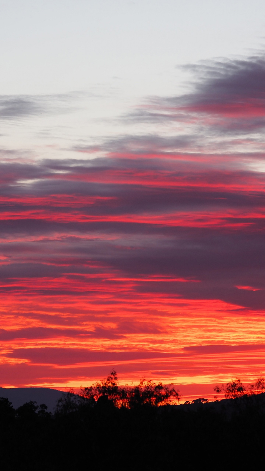 Sunset Sky Clouds Ultra HD Wallpapers Download