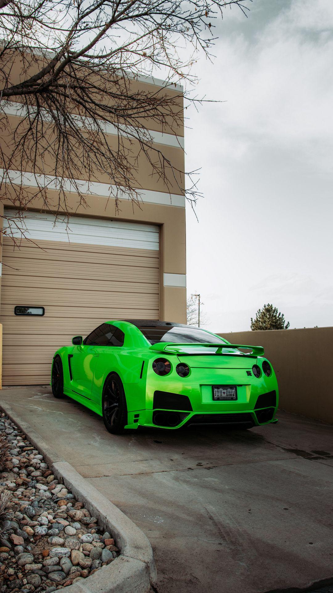 4K Nissan Gtr Sports Car Wallpapers Download