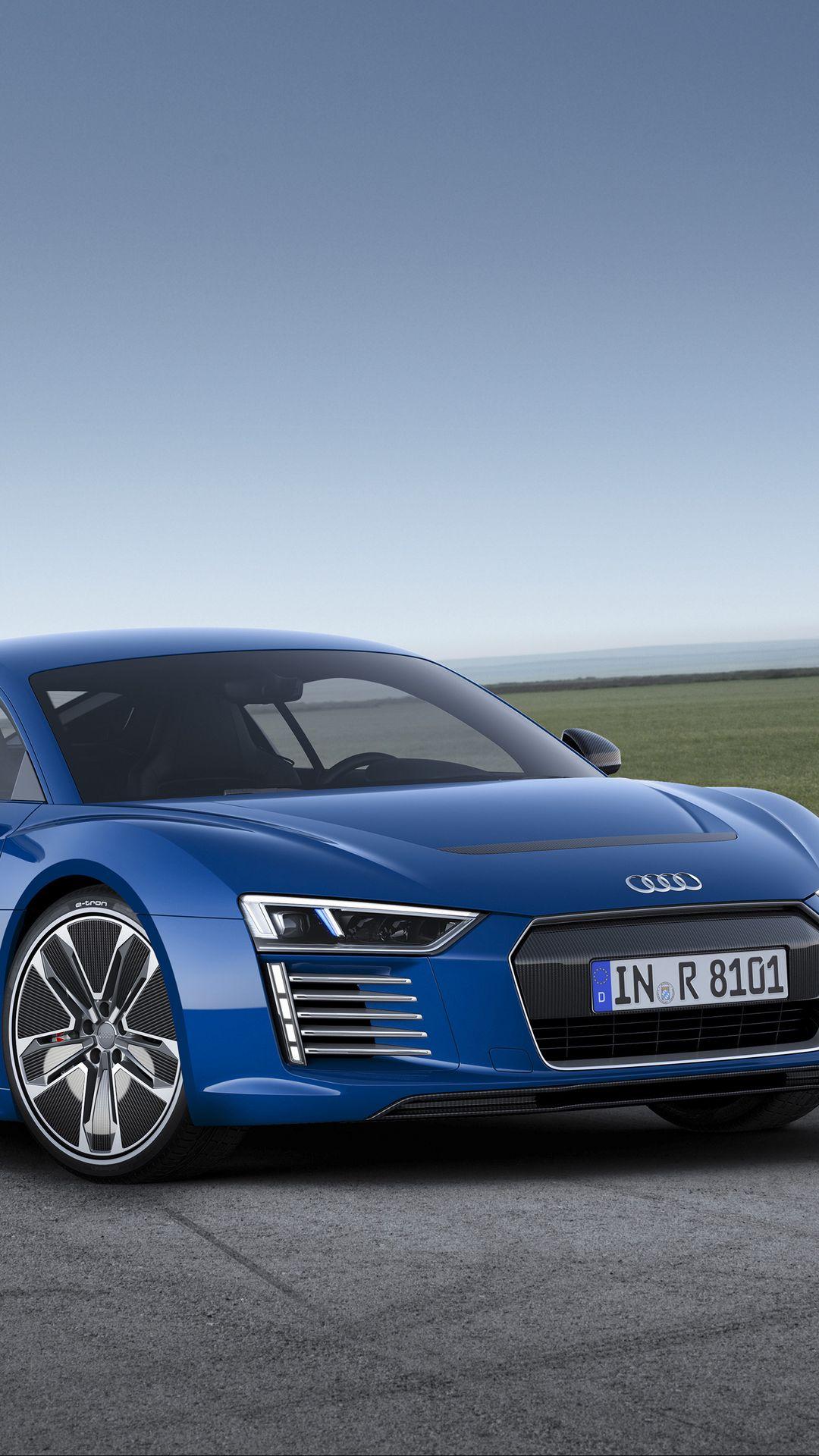 Audi R8 E Tron Wallpapers Free Download