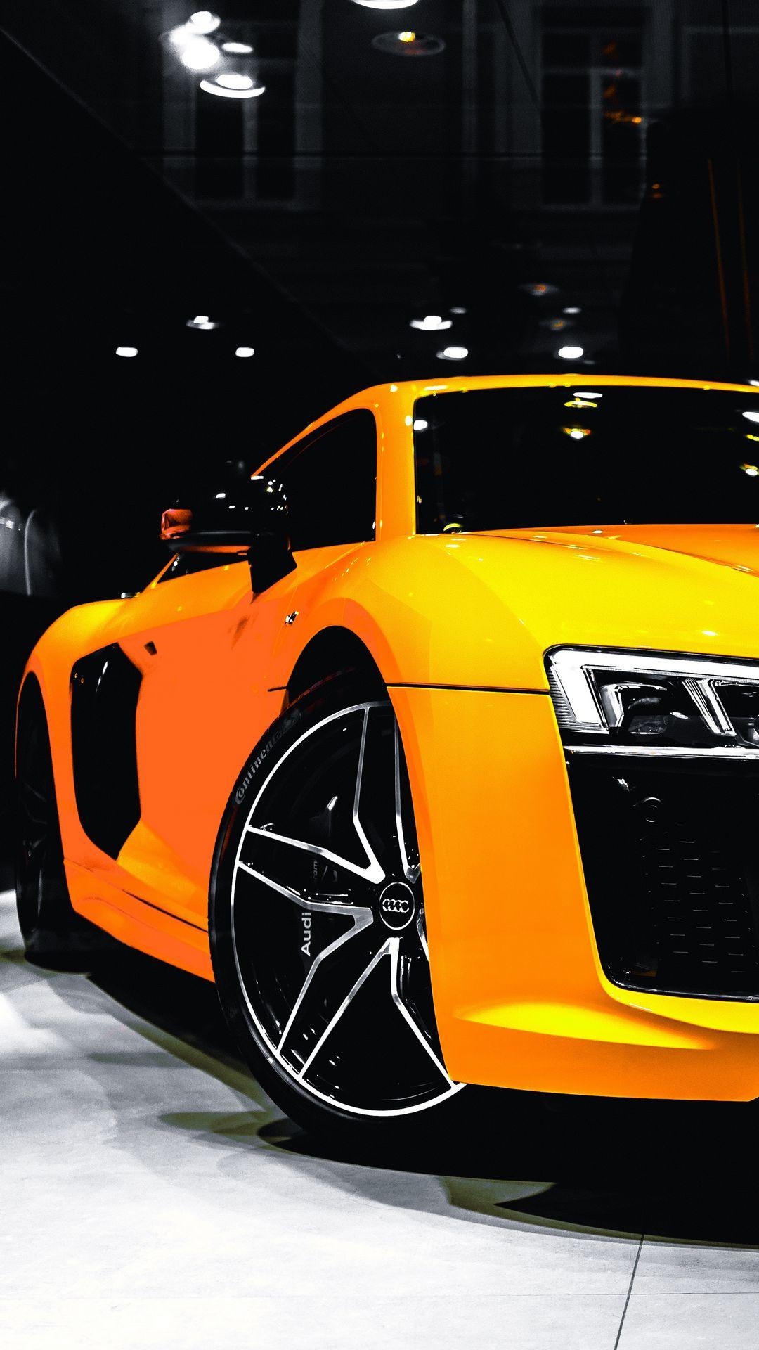 Audi R8 Full HD Wallpapers Free Download