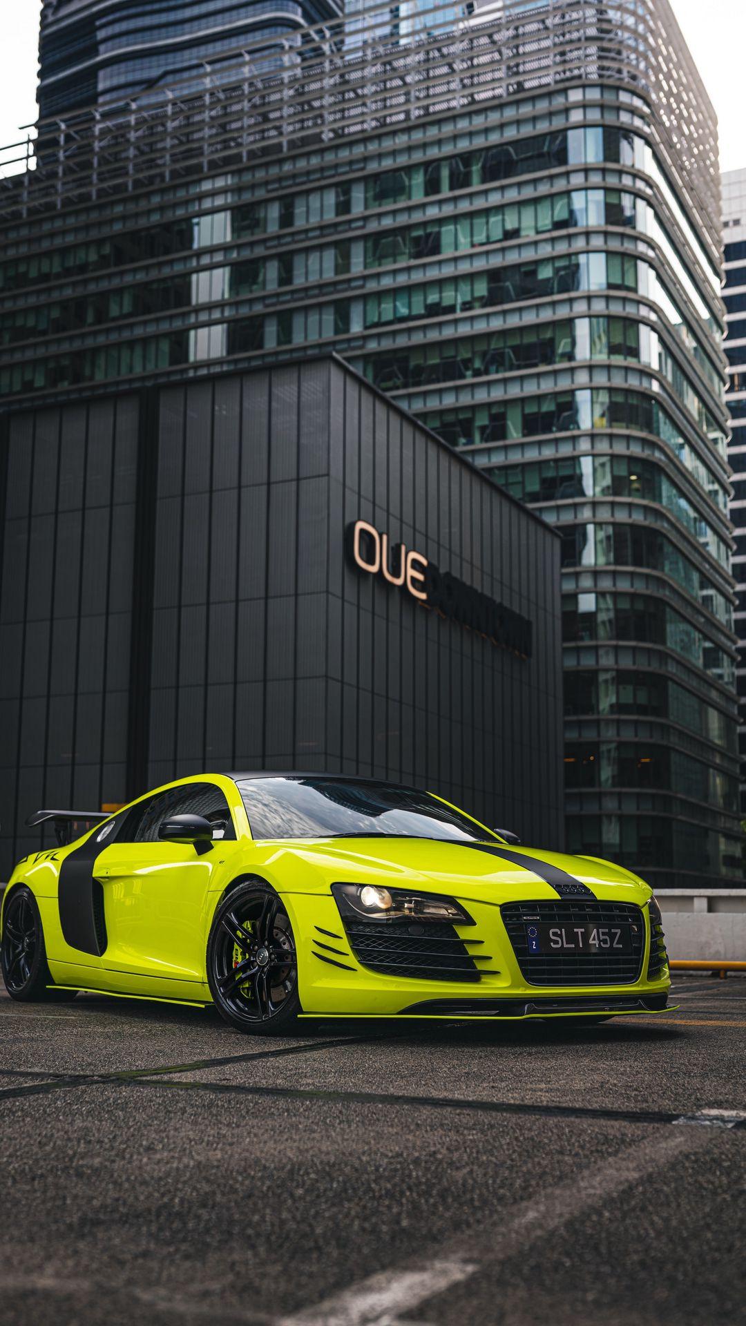 Audi R8 HD Wallpapers Free Download