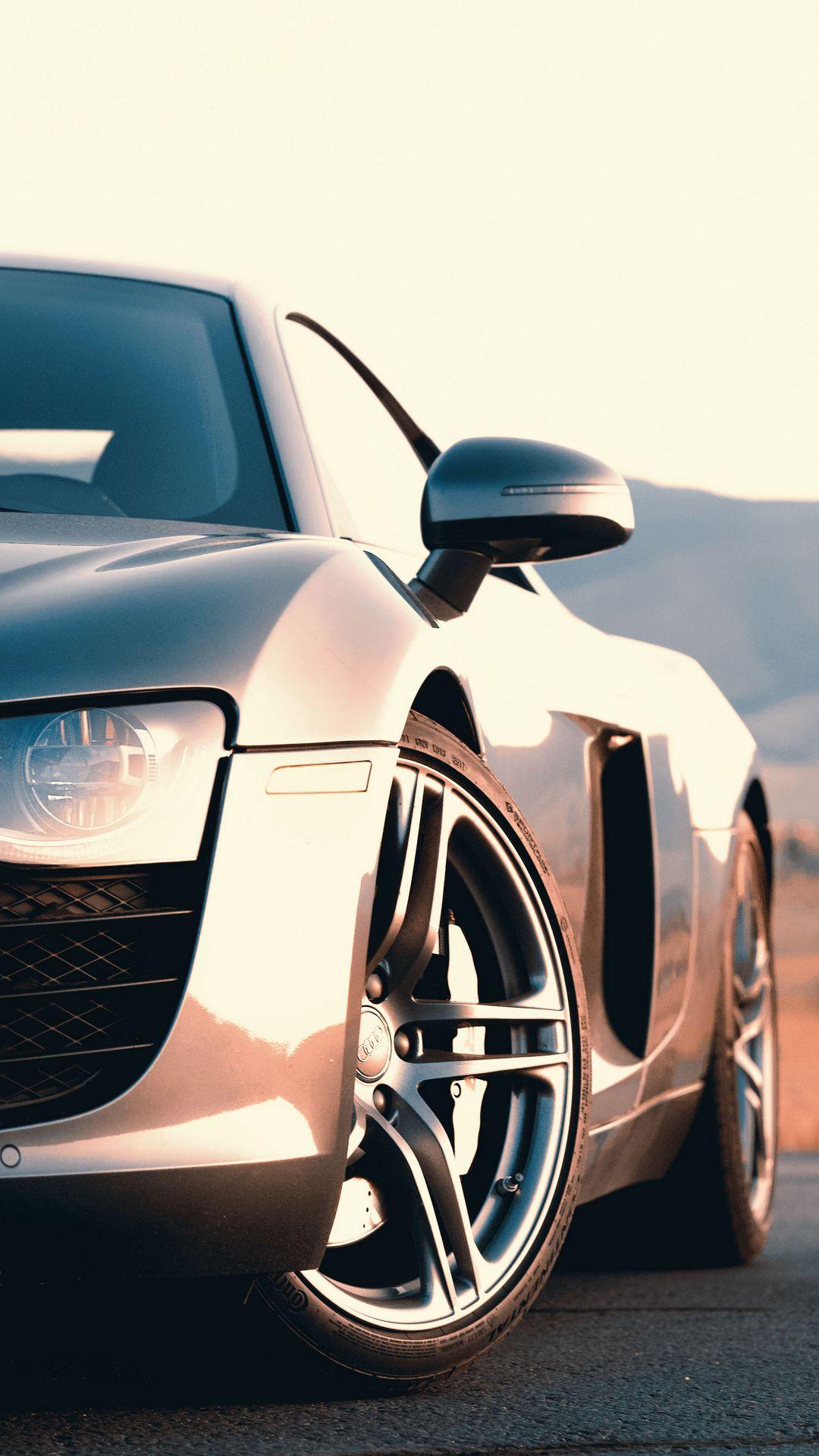 Audi R8 Sport Car HD Wallpapers Free Download