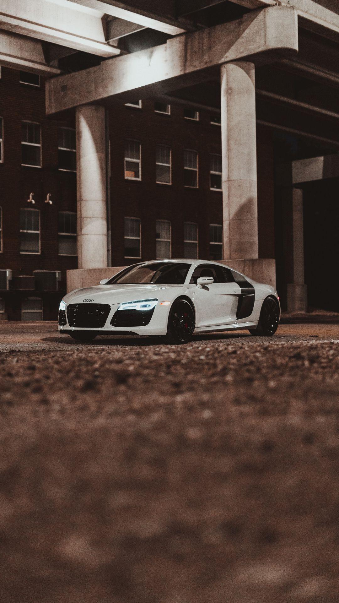Audi R8 Sport Car Mobile Wallpapers Download
