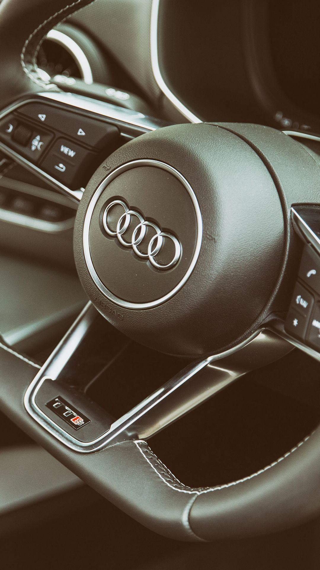 Audi TTS Full HD Wallpapers Free Download