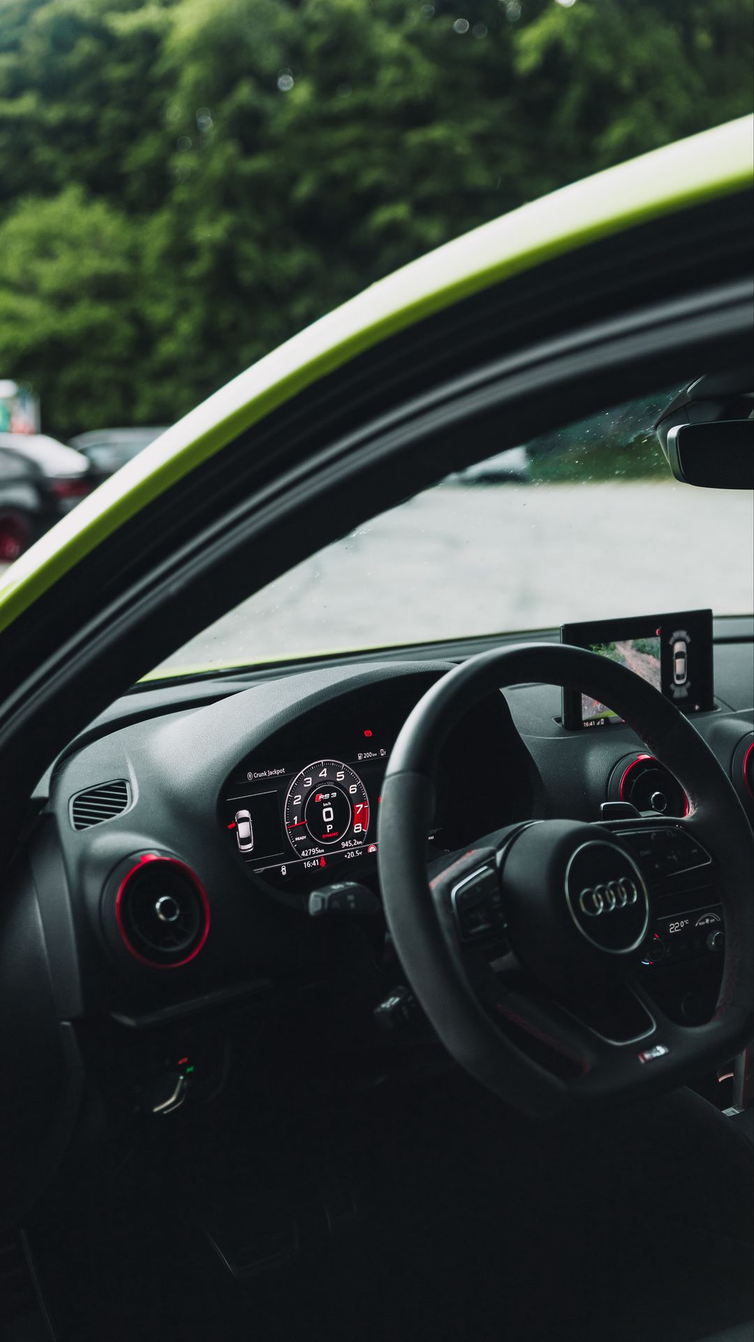 Audi Wheel Full HD Wallpapers Free Download