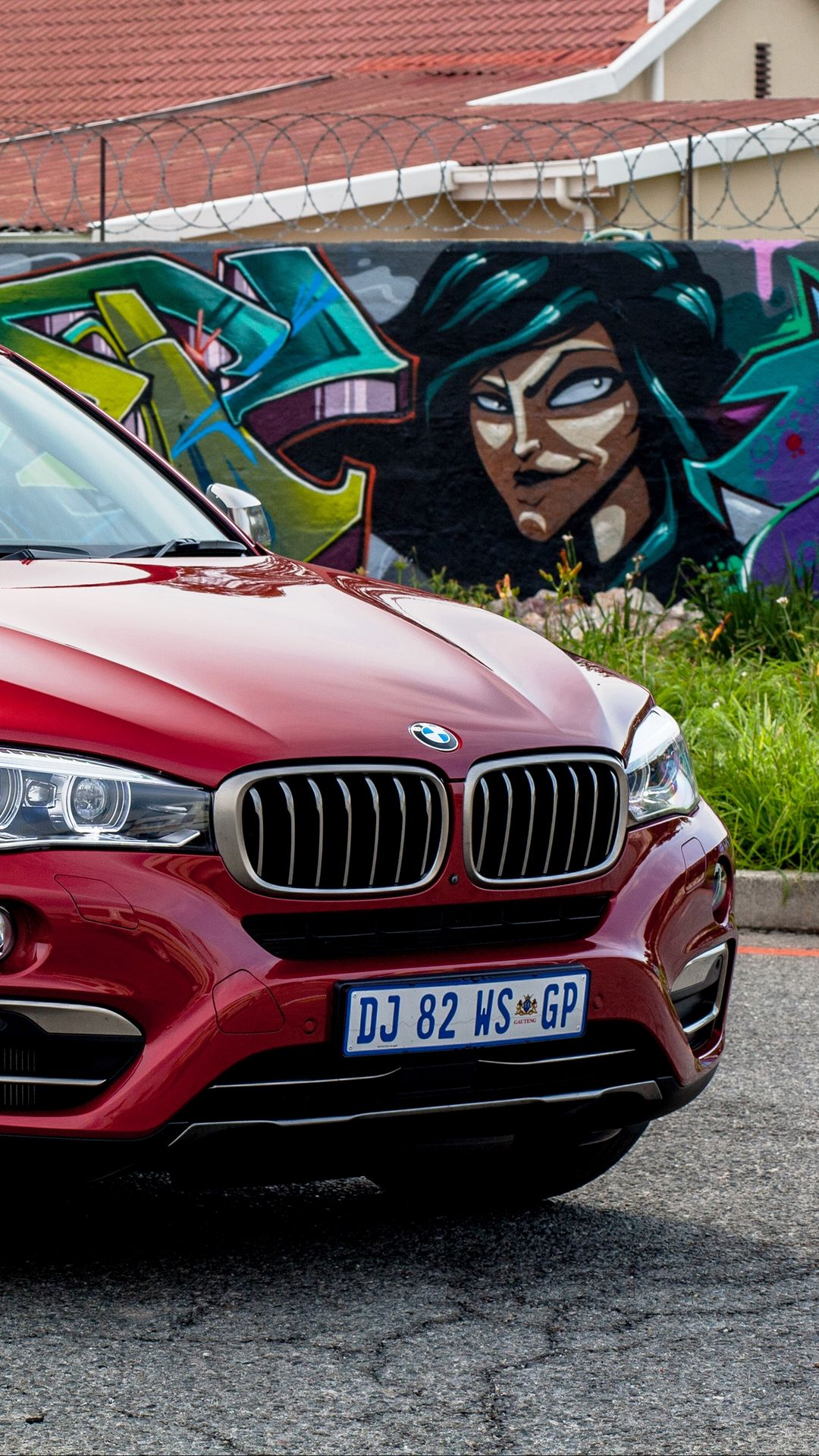 BMW X6 M Performance Series Wallpapers Free Download