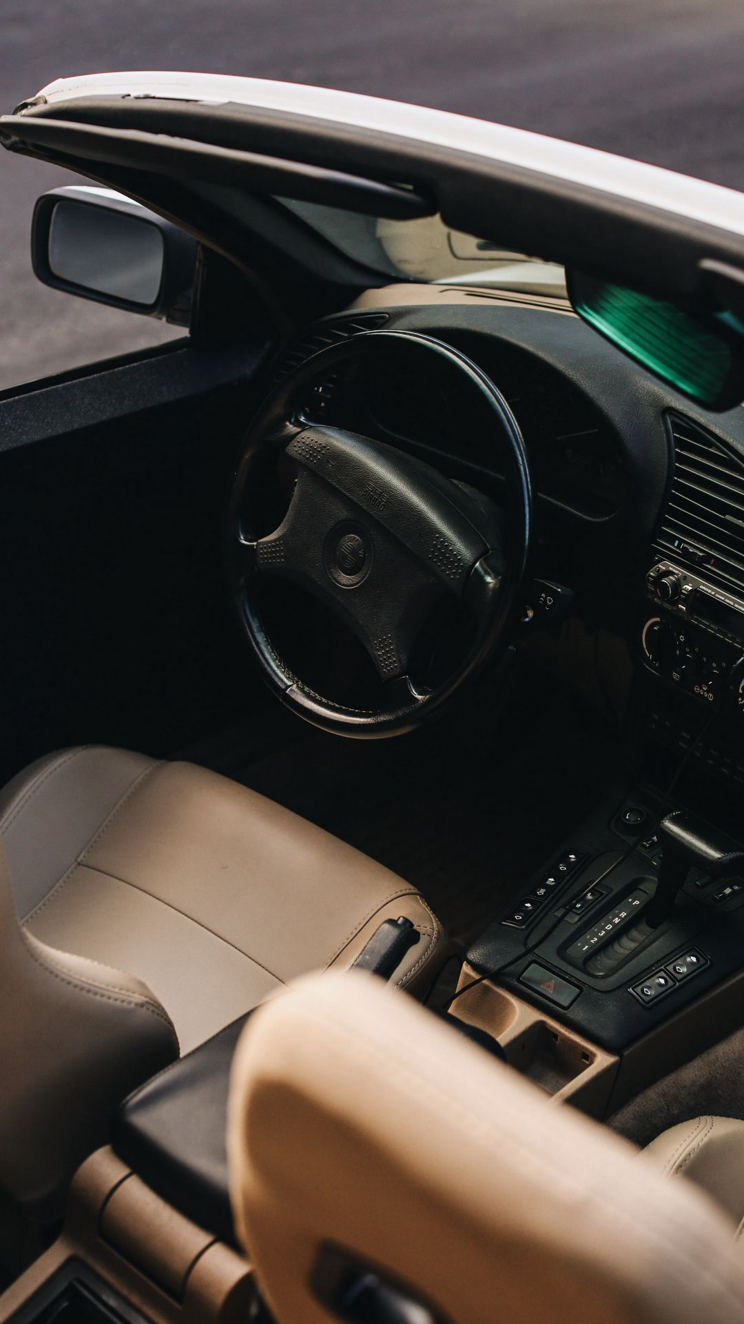 Bmw Salon Steering Series Wallpapers Free Download