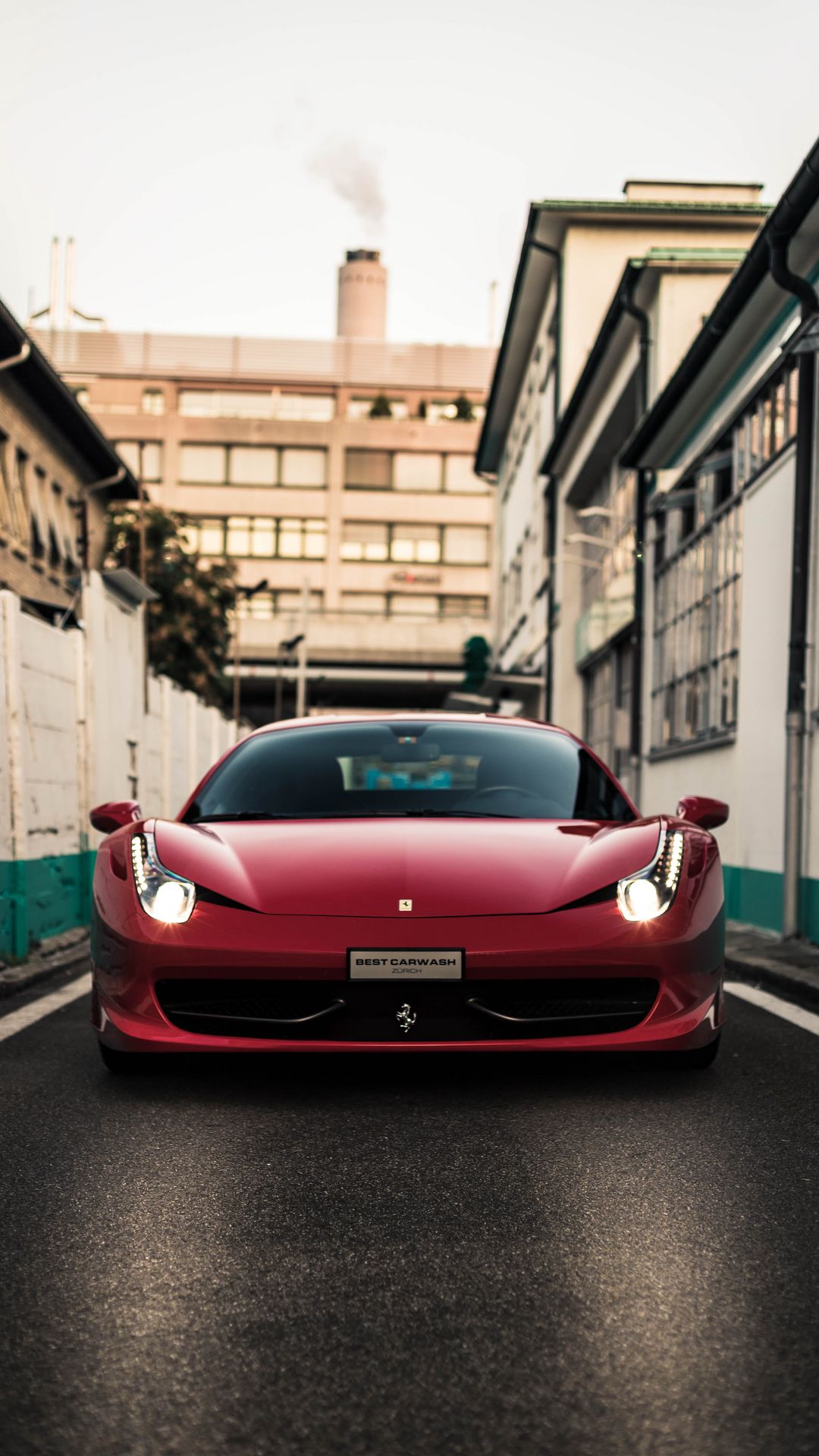 Ferrari Sports Wallpapers Free Download