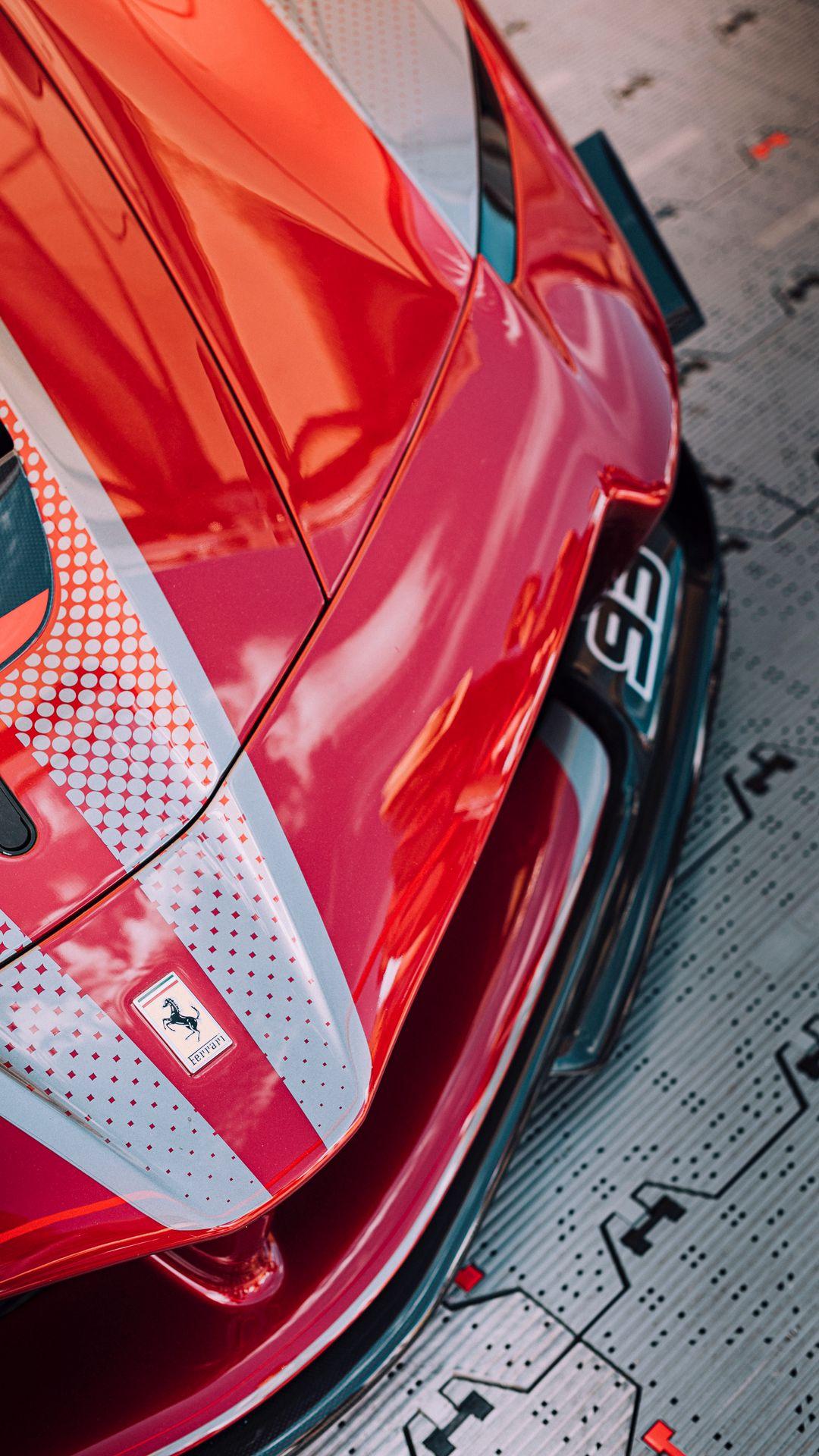 Ferrari Sportscar Wallpapers for Mobile