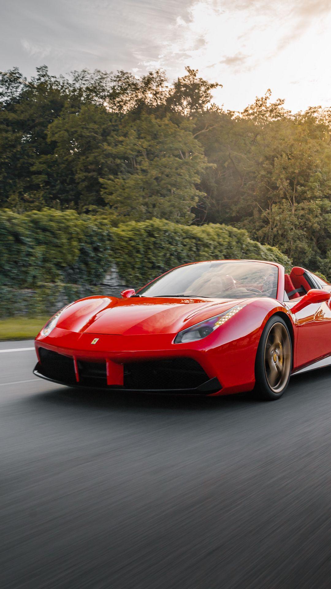 Ferrari Super Sports Wallpapers Free Download