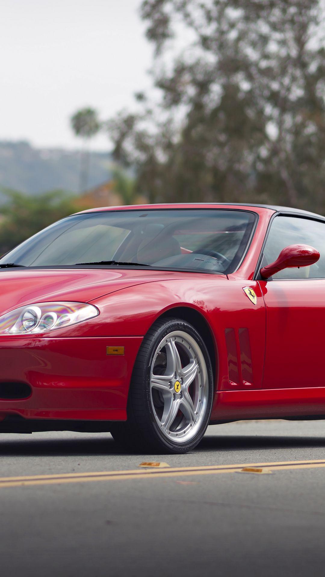 Ferrari Super America Wallpapers Free Download