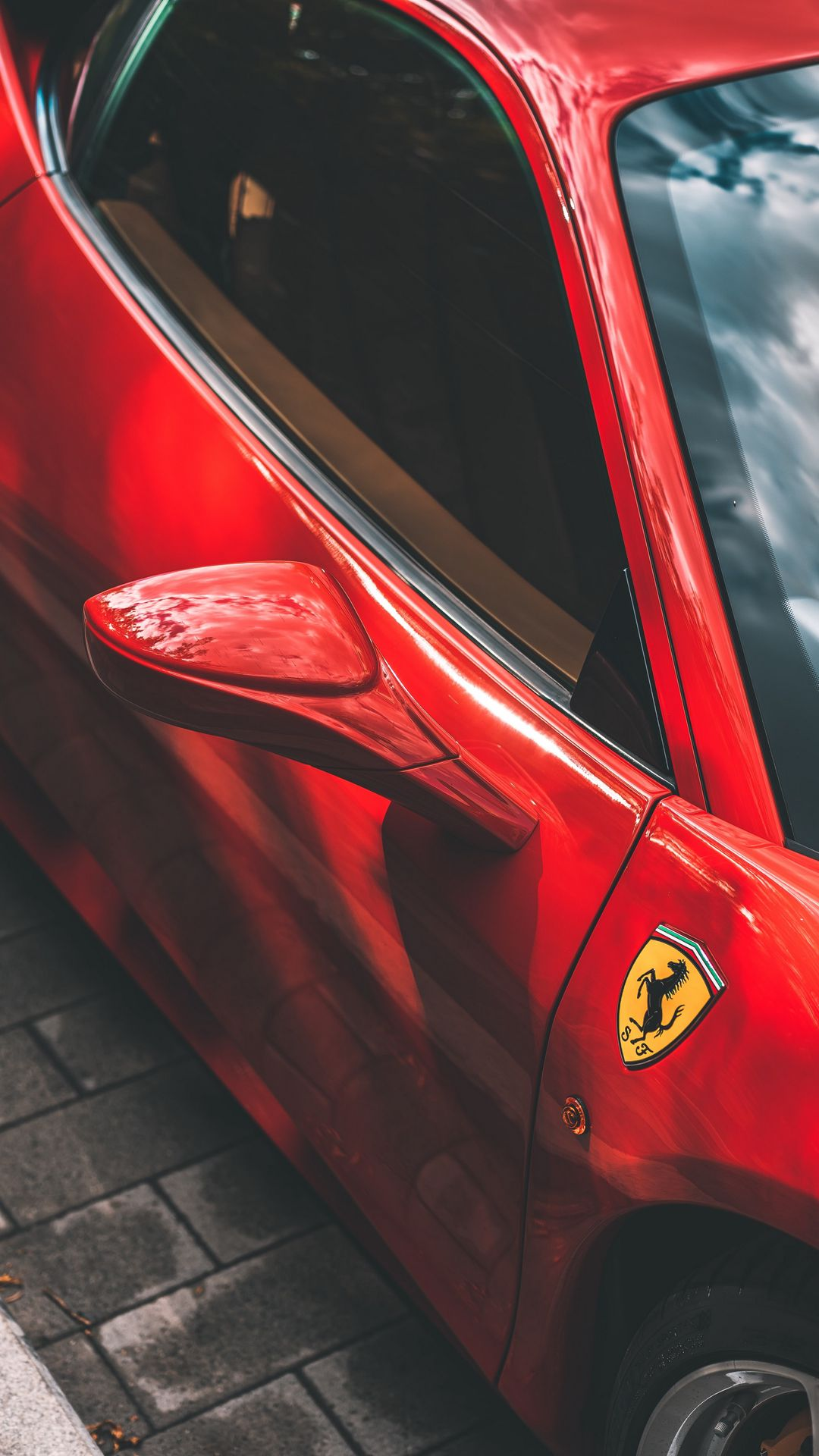 Ferrari Wallpapers Free Download for Mobile