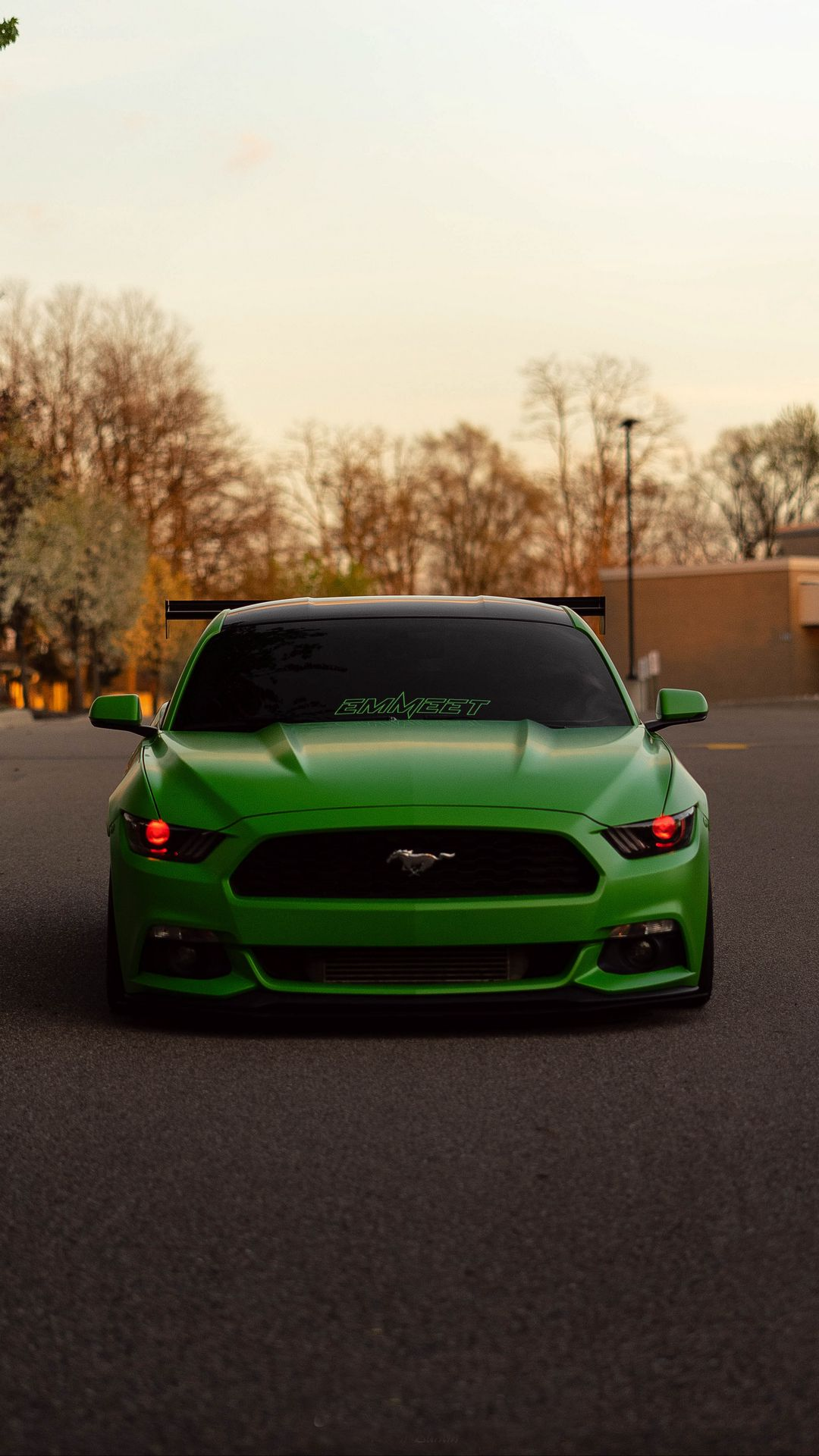 Ford Mustang Monster Car Wallpapers Free Download