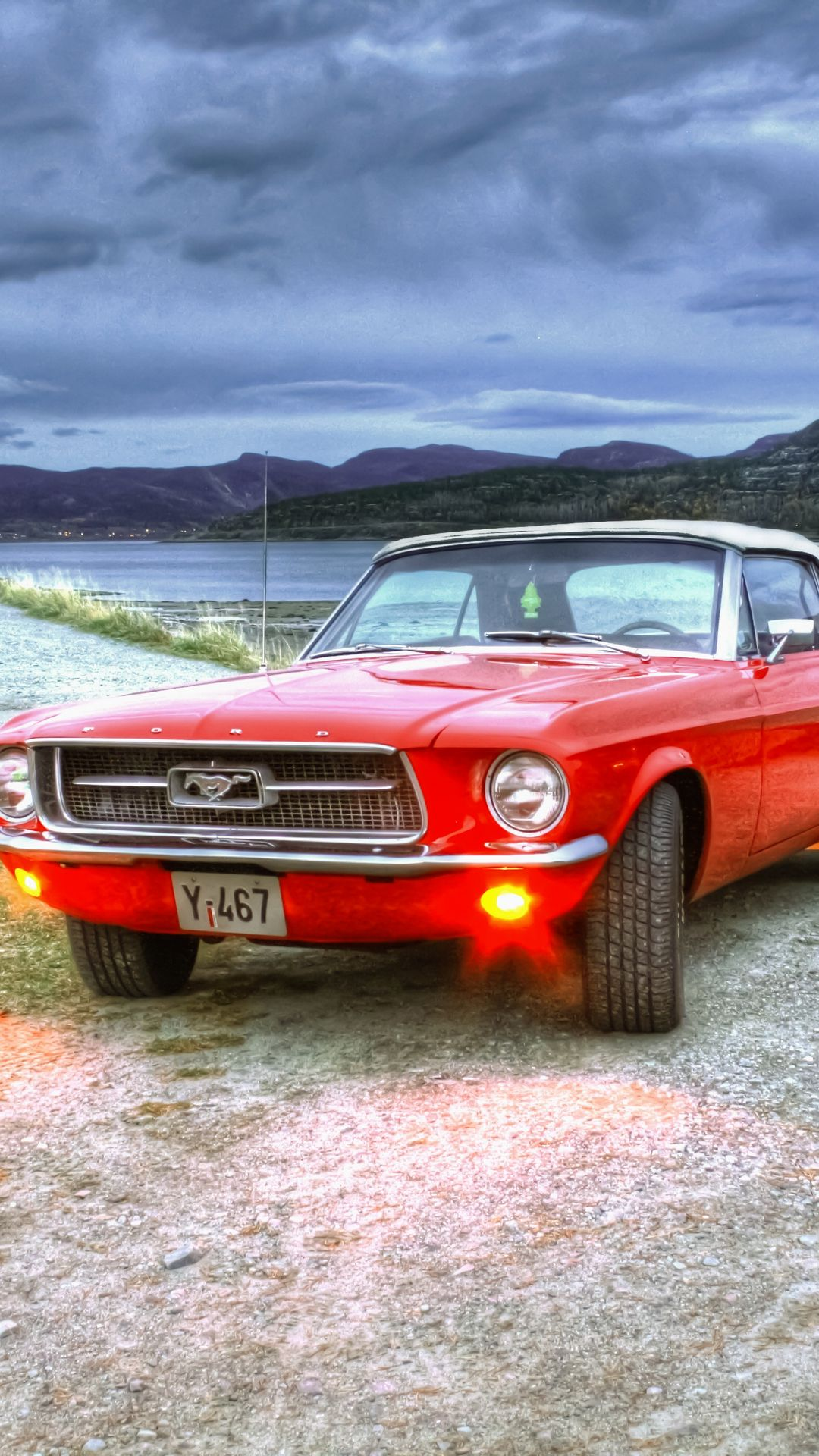 Ford Mustang Wallpapers Series Download