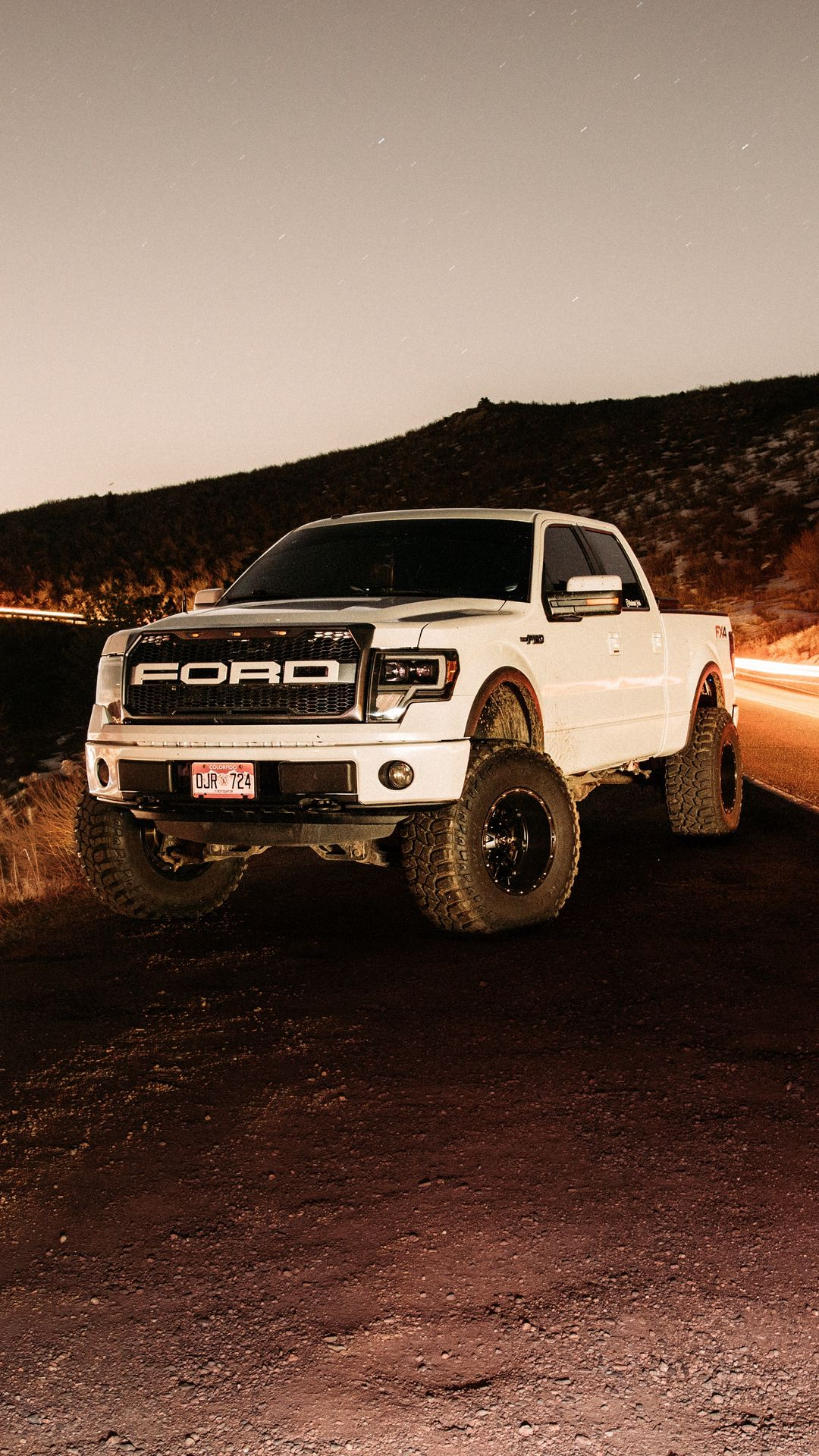 Ford Raptor Muscler Car Wallpapers Free Download