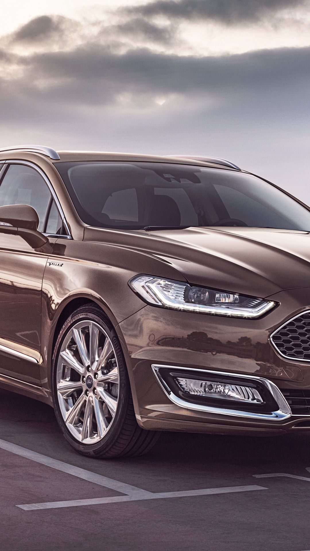 Ford Vignale Mondeo Wallpapers Free Download