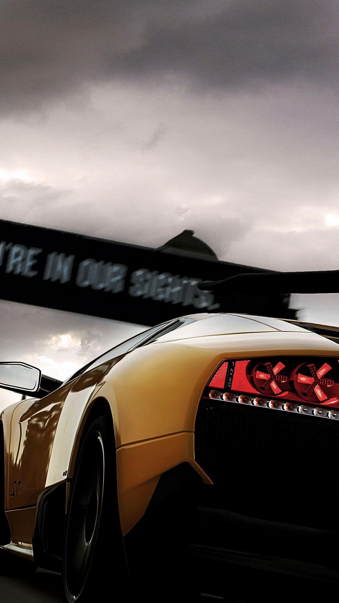 Lamborghini Murcielago Full HD Wallpapers Free Download