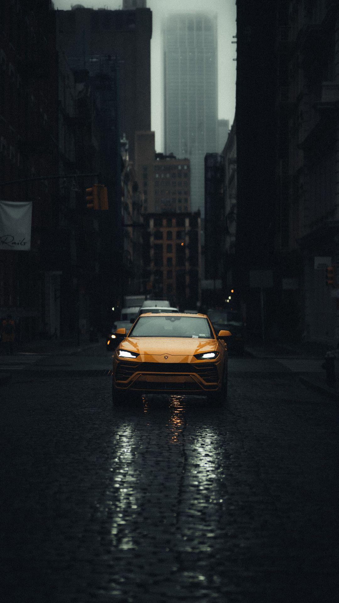 Lamborghini Urus Wallpapers Free Download for Mobile