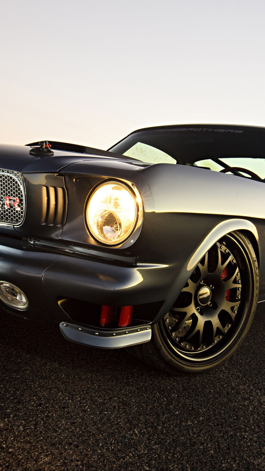 Mustang Ringbrothers Wallpapers Free Download