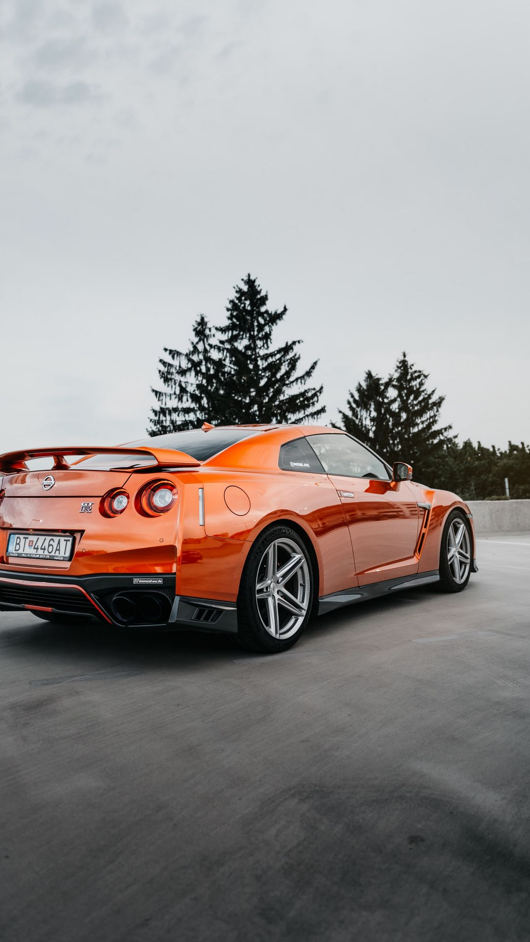Nice Nissan Gtr Sports Car Wallpapers Download