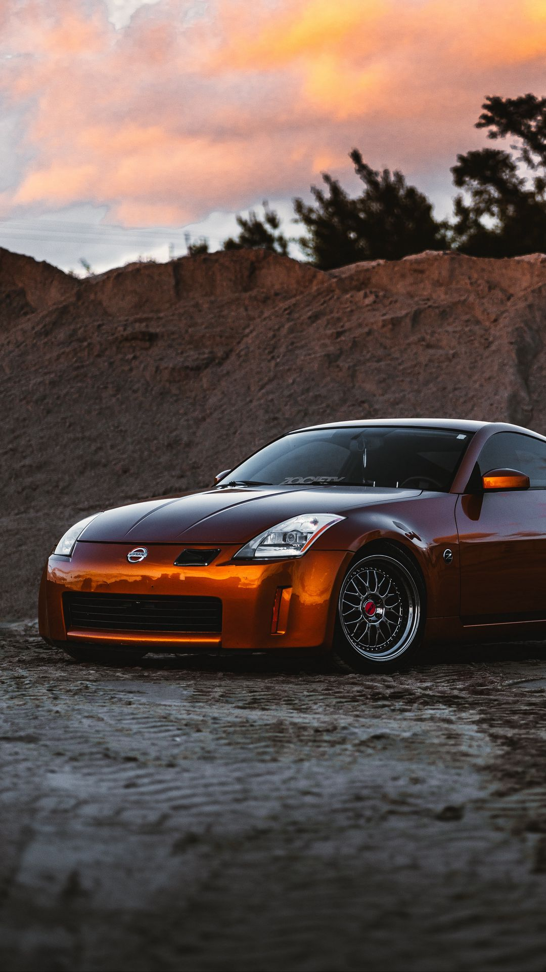 Nissan 350Z HD Wallpapers Free Download for Phone & iOS