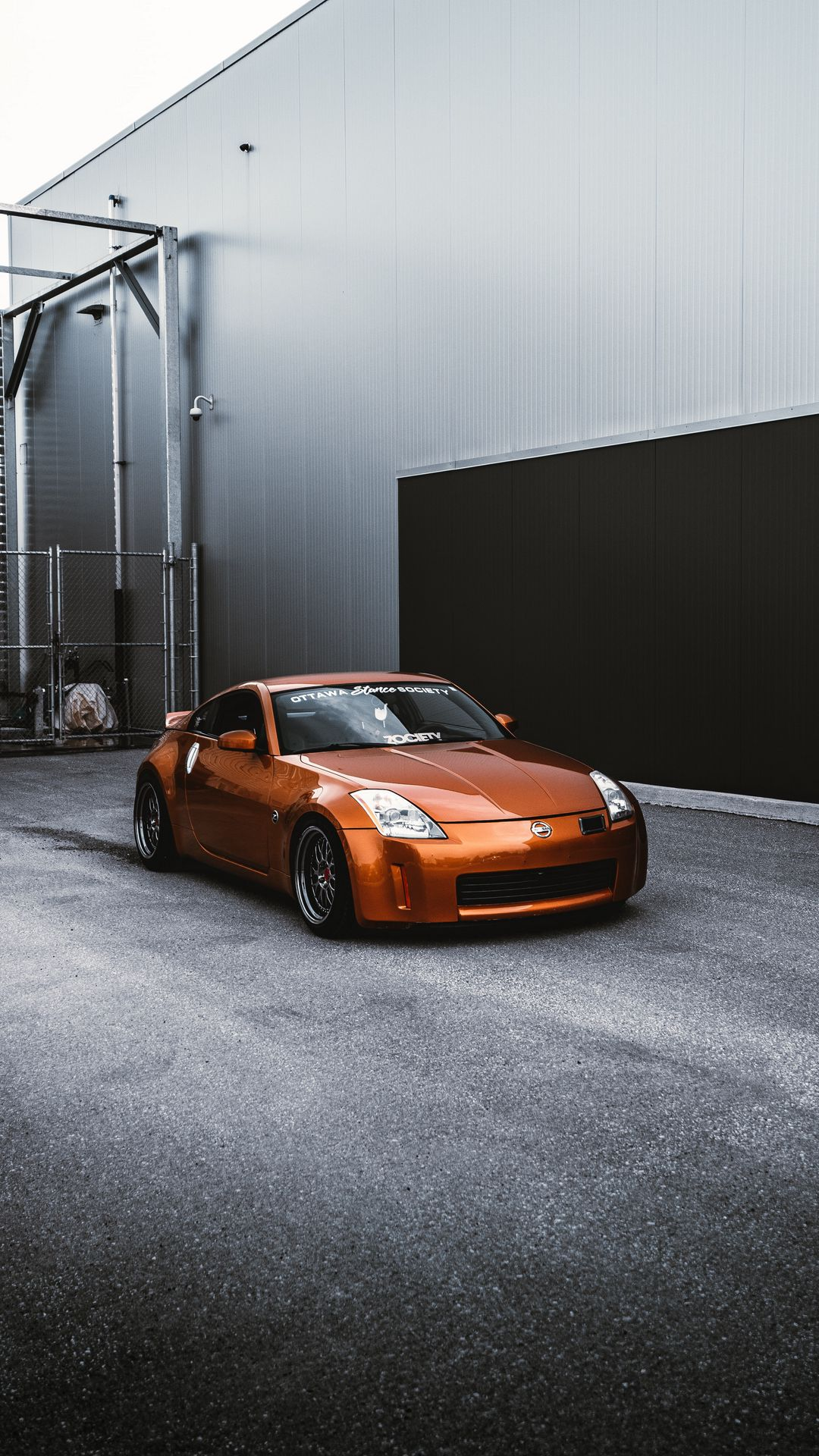 Nissan 350z Sports Car Wallpapers Free Download for Phone & iOS