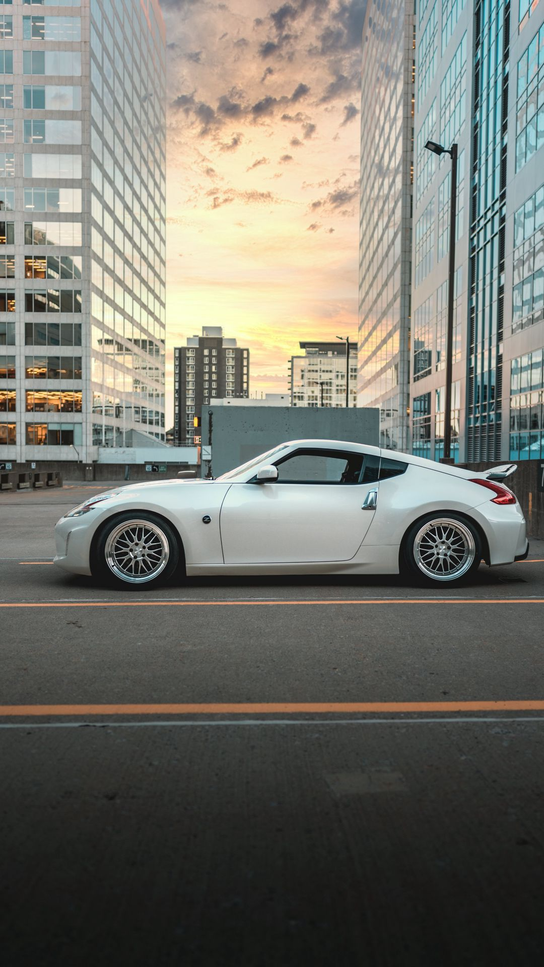 Nissan 370Z 4K Full HD Wallpapers Free Download for Mobile