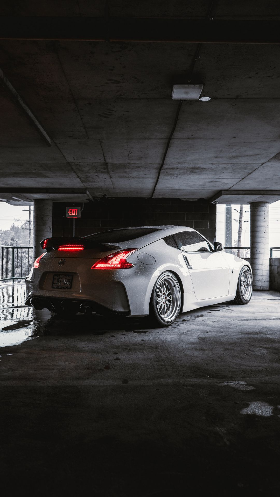 Nissan 370Z 4K HD Wallpapers Free Download for Phone & iOS