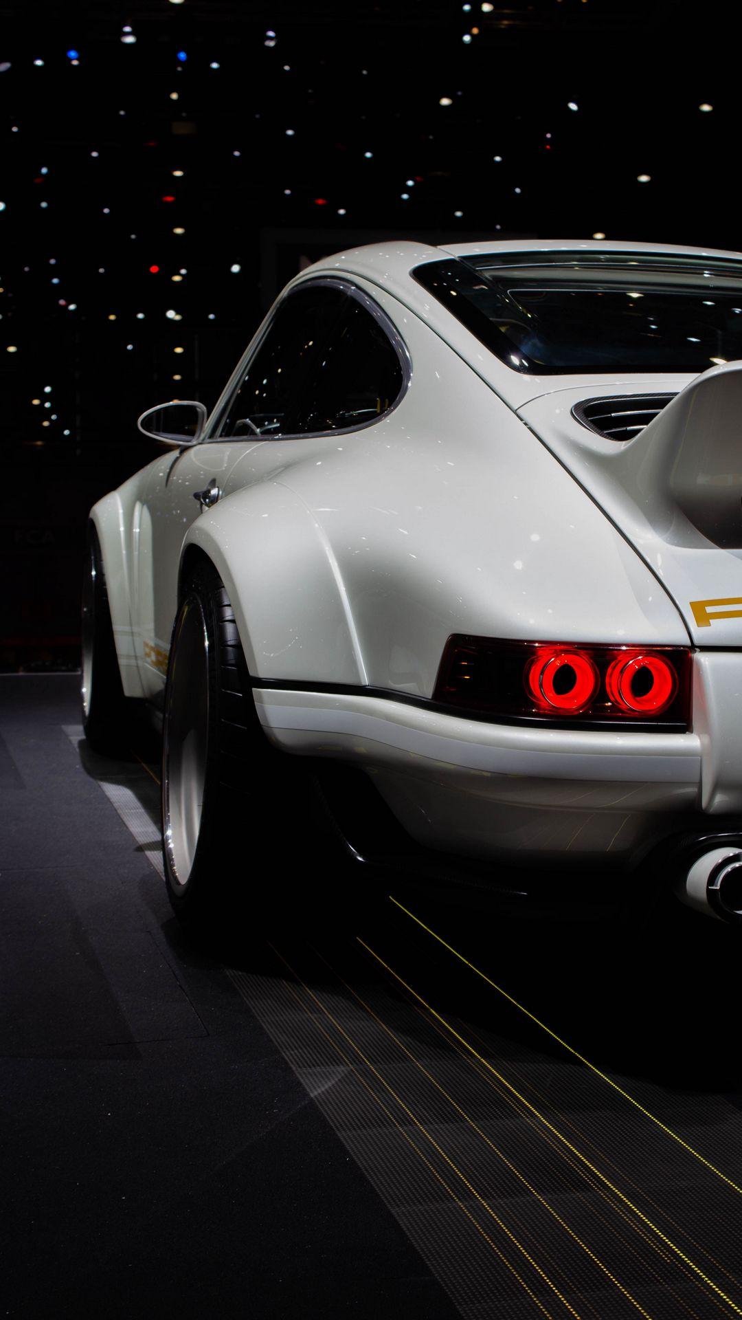 Porsche 911 Retro 4K HD Wallpapers Free Download