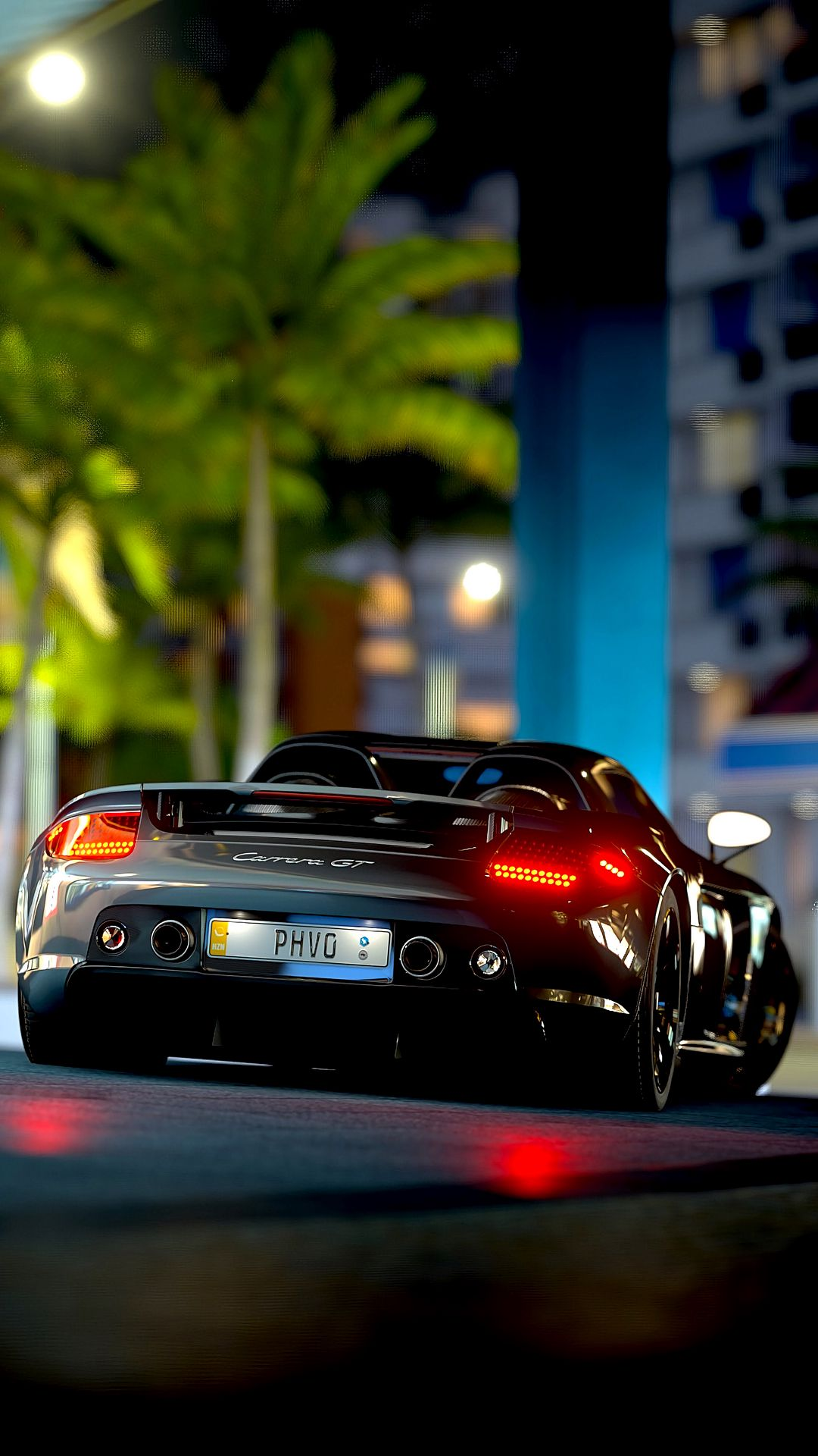 Porsche Carrera GT Series Wallpapers Free Download