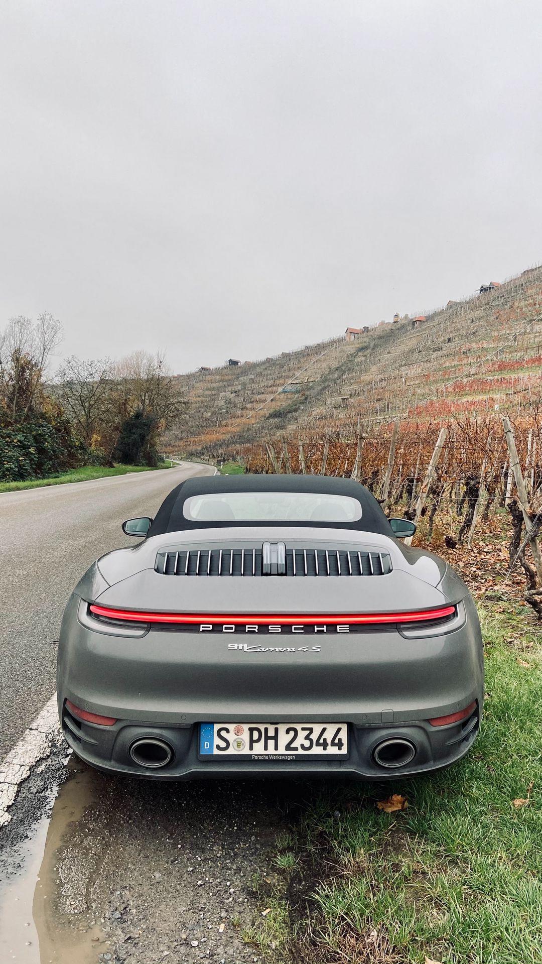 Porsche Carrera Gray Series Wallpapers Free Download