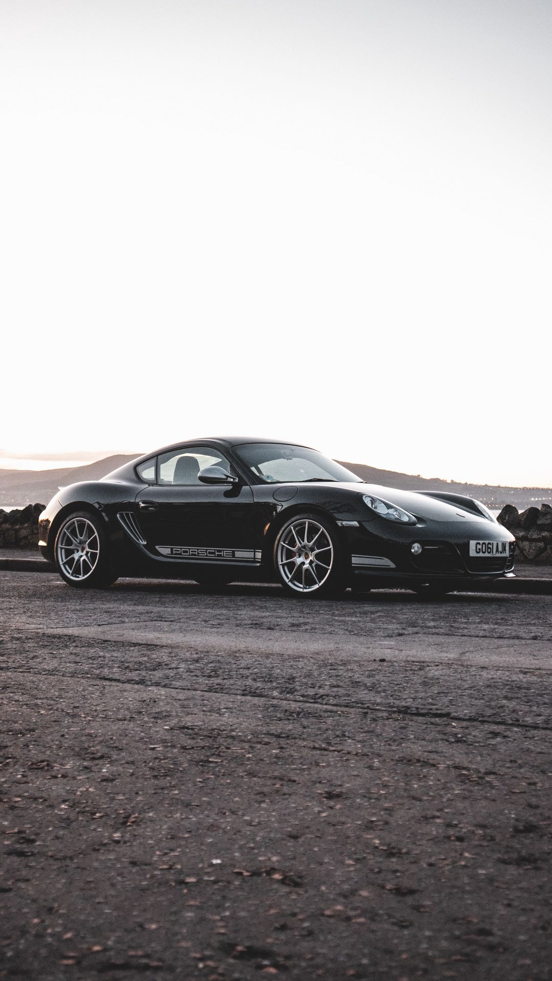 Porsche Cayman 987 Wallpapers Download for iOS Background