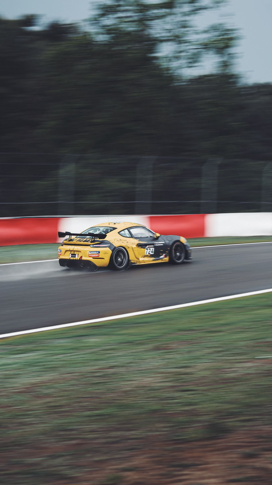 Porsche Cayman GT4 Wallpapers Download for Android Background