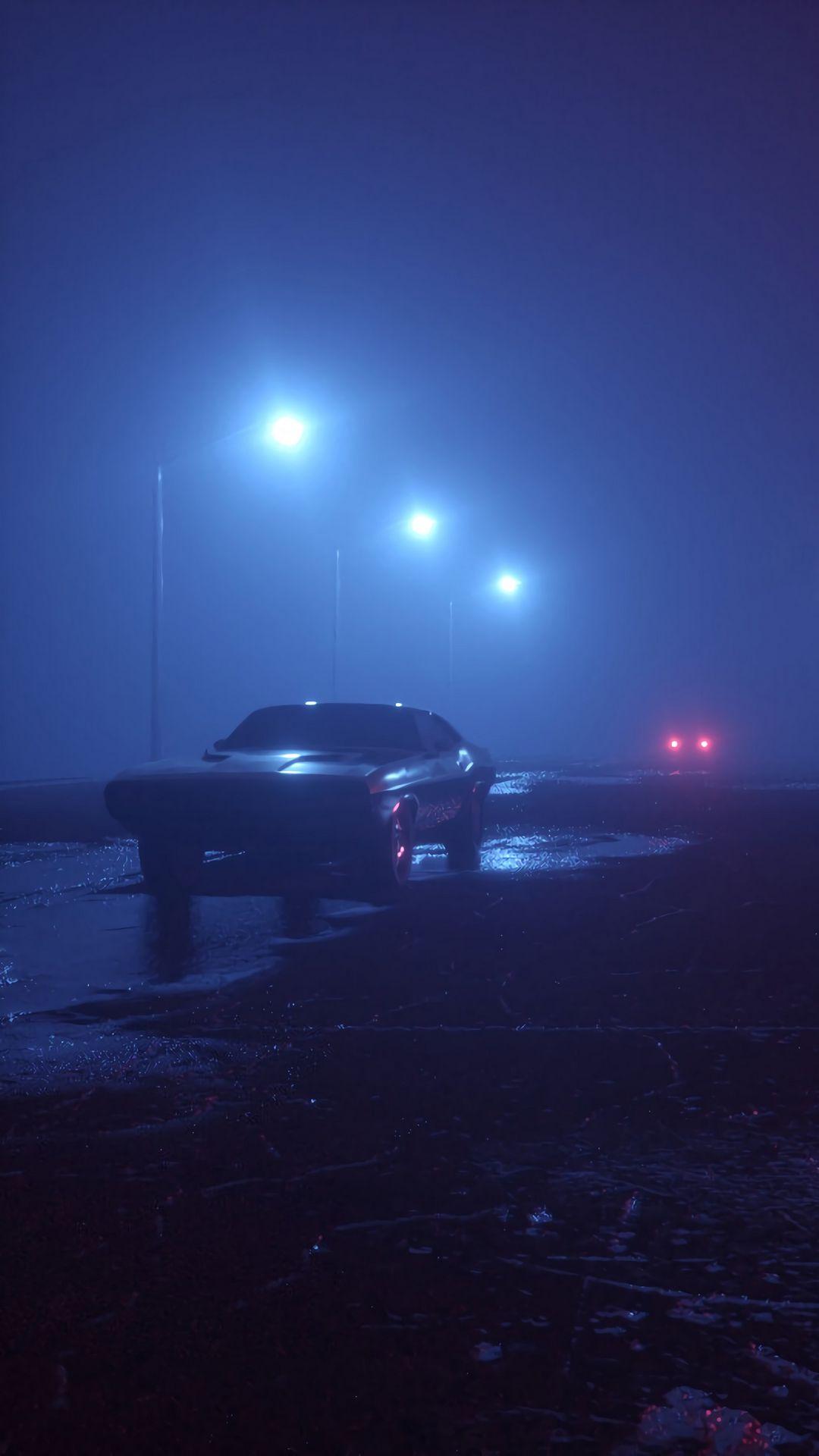 Street Neon Car Walpapers Free Download
