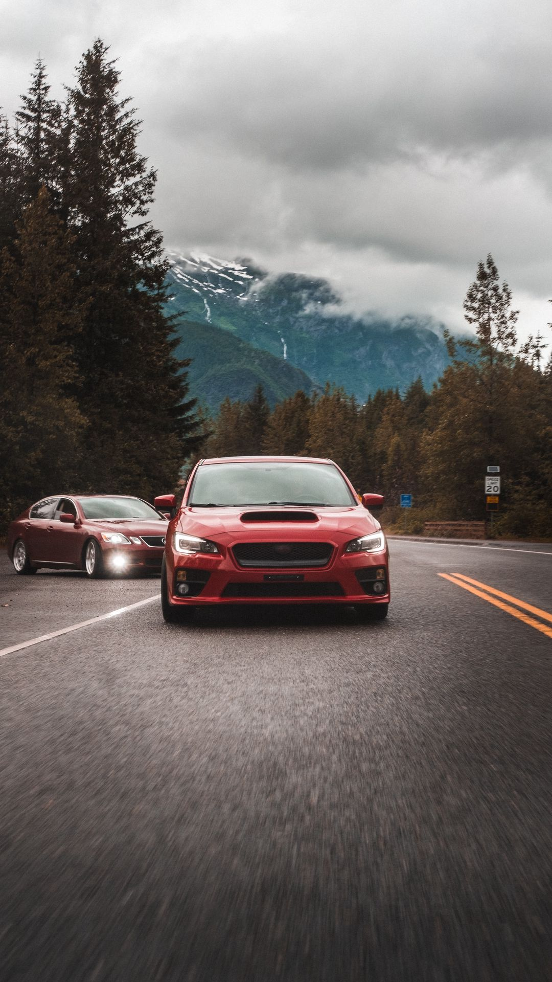 Subaru Background Wallpapers Free Download