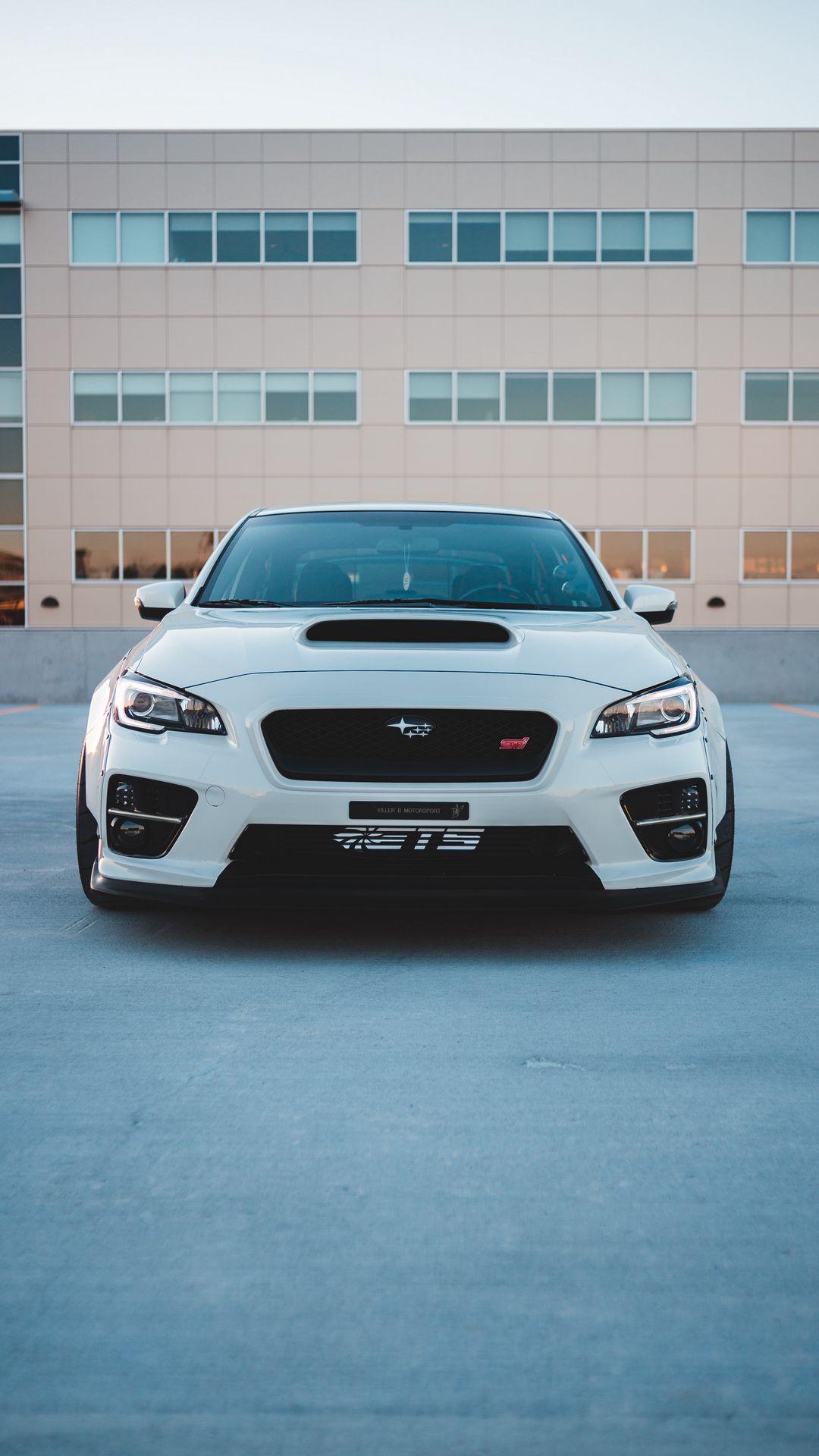 Subaru Modified Car HD Wallpapers Free Download