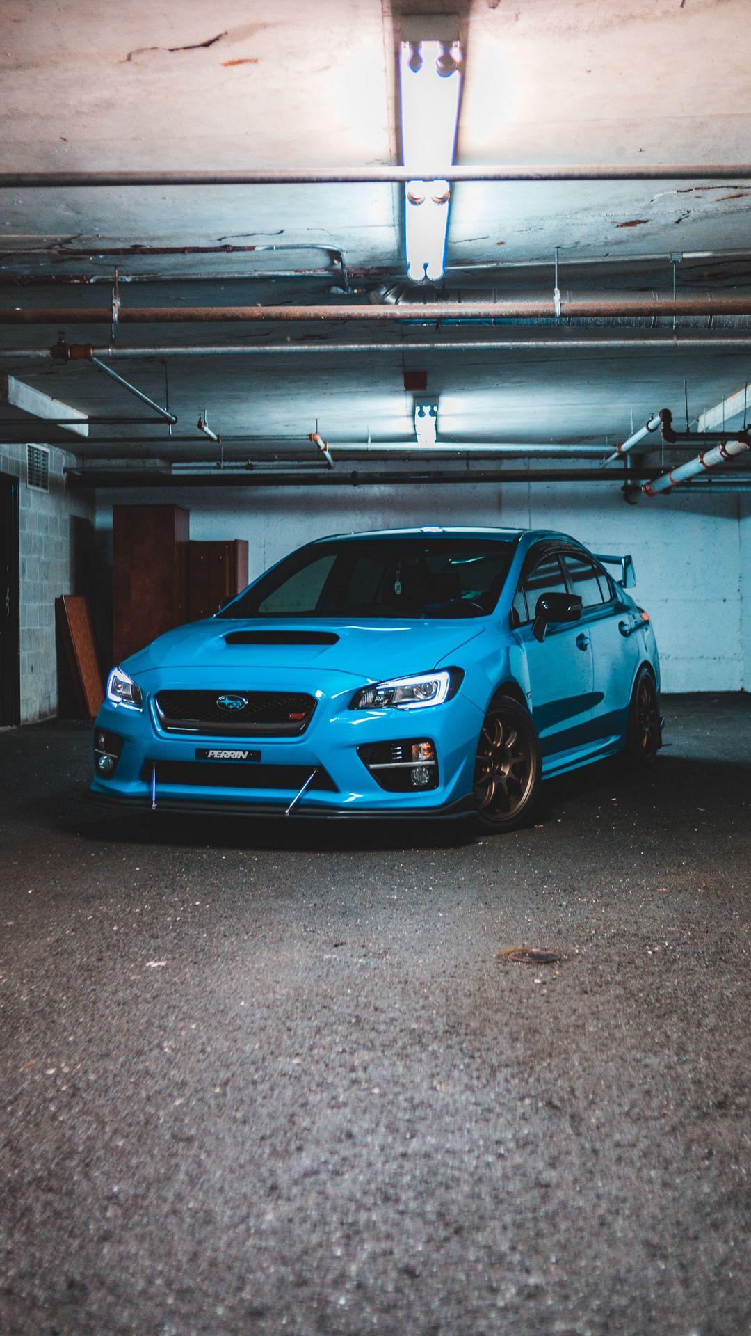 Subaru Wrx Full HD Wallpapers Download