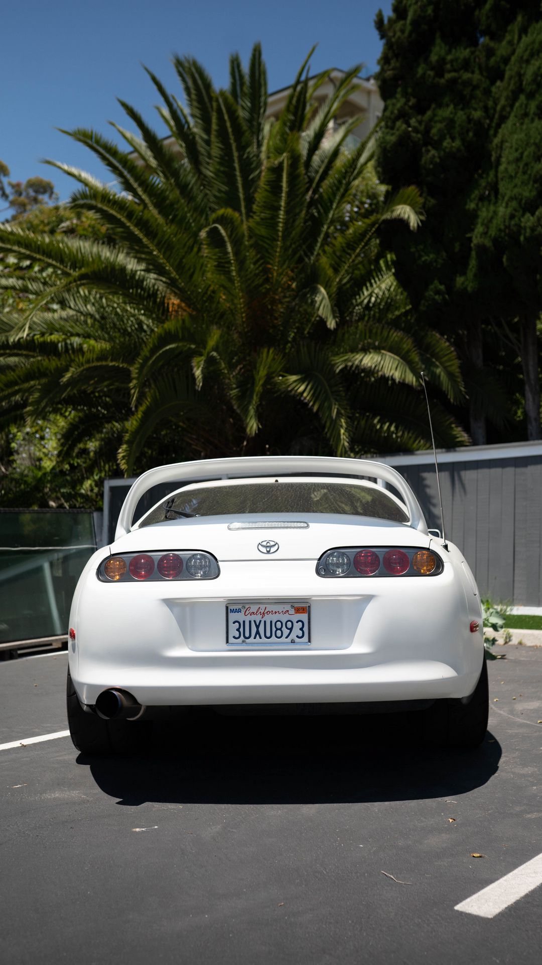 Toyota Sports Car Ultra HD Wallpapers Download